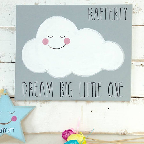 Personalised Christening,New Baby,Nursery Gift