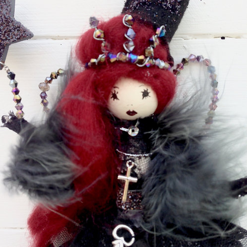 Potting Shed 'Gothic' Christmas Fairy
