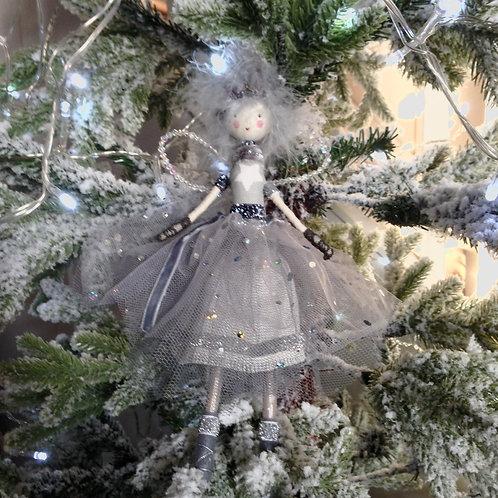 Christmas Sprite Tree Topper ~Winter Sky Sprite