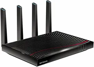NETGEAR Nighthawk Cable Modem WiFi Router Combo (C7800) - Compatible with Cable Providers Including