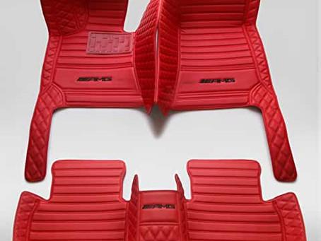 For Mercedes Benz AMG  Floor mats