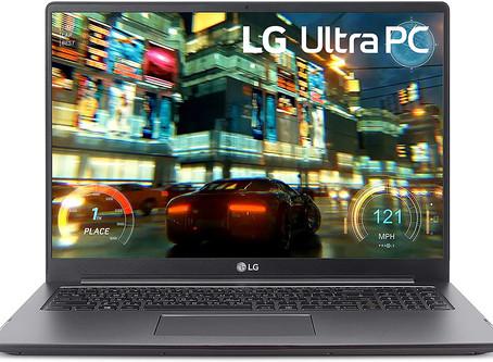 "LG Ultra PC High Performance Laptop - 17"" IPS WQXGA (2560 x 1600) Display"