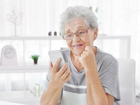 Quarentena: Como cuidar da saúde mental dos idosos em isolamento