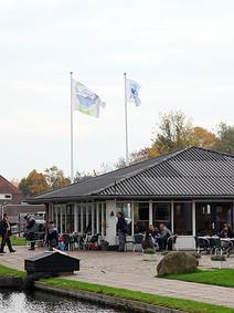 Forellenvijver De Forel - Paviljoen