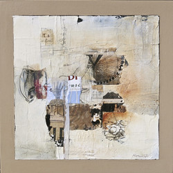 """Revisions #3, 15""""x 15"""""""
