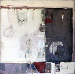 """On Any Morning, 30""""x 30"""""""