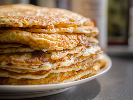 Tasty Alternative Fillings to try this Pancake Day