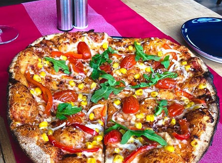 Takeaway Pizza at The Fenny Kitchen