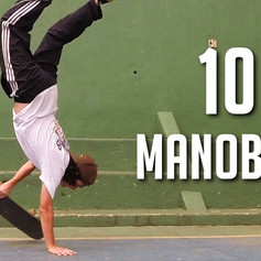 10 Manobras de Skate