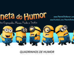 Quadrinhos de Humor