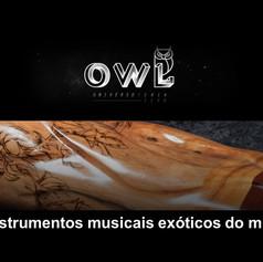 Instrumentos Musicais Exóticos