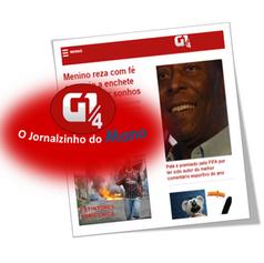 Humor - G1\4 O News Doidão