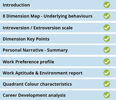 PRISM Foundation contents