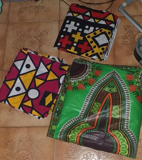 PADRONAGEM AFRICANA
