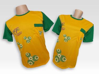 Camiseta Amarela R$49,99 + Frete