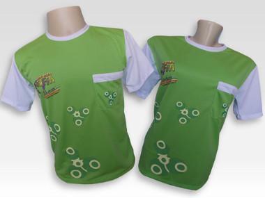 Camiseta verde R$49,99  + Frete