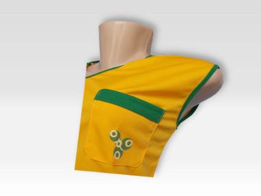 Detalhe Bolso Amarelo
