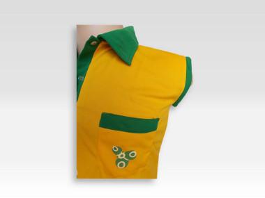 Detalhe do Bolso Amarelo