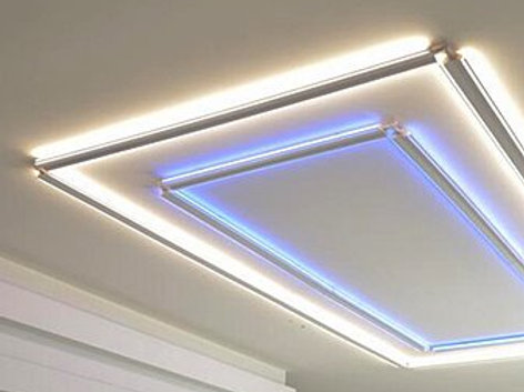 Phantom Light! Linear, linkable, indirect accent lighting