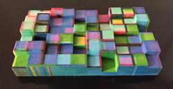 """Pixel Sculpture """"Rough Prototype"""""""