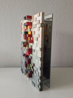 "Pixel Sculpture"" The Beginning"""