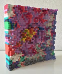 """Pixel Sculpture """"Smooth Prototype"""""""