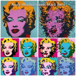 Mark Bern - Andy Warhol
