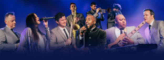 Soul band with horns