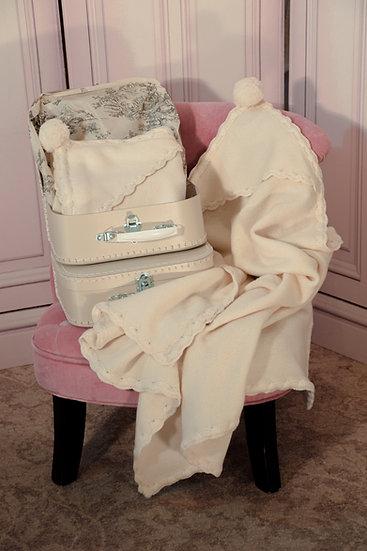 Babydecke (mit Koffer)