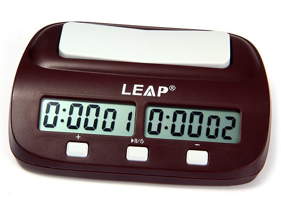 Reloj Count Up Down Timer by Leap