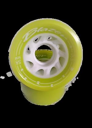 Set de 8 Ruedas para patin clásico 58 mm 5 colores