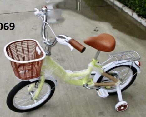 Bicicleta Retro Mca. Chicago Verde. Rodada 16