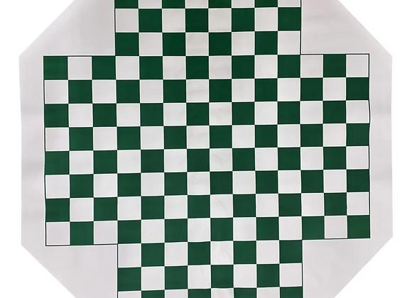 Tablero de Ajedrez para 4 jugadores sin Piezas