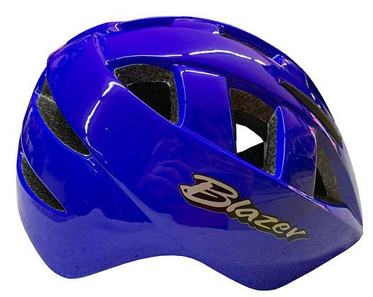 Casco Blazer Para Niños Ajustable Azul Mod. PNY11