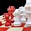 Thumbnail: Omcor 650 g Rojo/Blanco