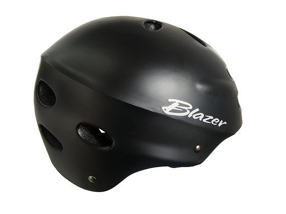 Casco Blazer Negro Ajustable