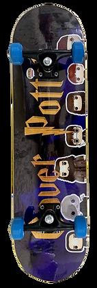 Patineta de Madera Cover Harry Potter-Funko
