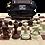 Thumbnail: Ajedrez Magnus de  650 g con tablero de 46 cm