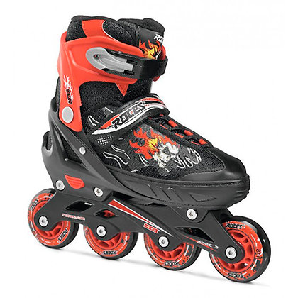 Patines Fitness Roces Compy 6.0 Rojo