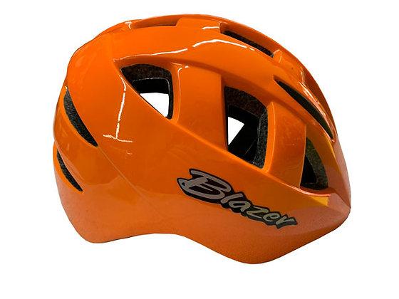 Casco Blazer Para Niños Ajustable Naranja Mod. PNY11