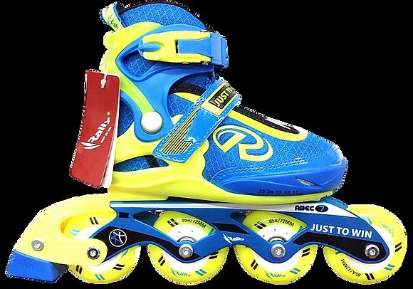 Patines Fitness para niños Rally Azul Mod. RL-18x02