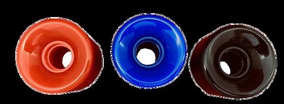 4 ruedas Patineta tipo Penny 60x45 mm 4 colores