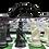 Thumbnail: Superstaunton 1.3 kg Negro/Blanco +Tab Vinipiel 51cm