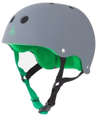 Casco triple 8 Gray