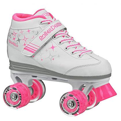 Patines Roller Clasico 4 Ruedas Sparkles Roller Derby