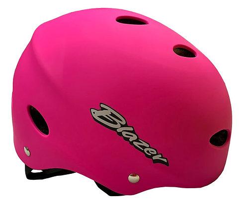 Casco Blazer Ajustable Rosa