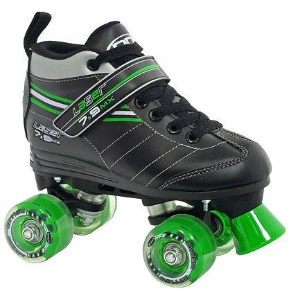 Patines Roller Clasico 4 Ruedas Laser 7.9MX Quad Roller Derby