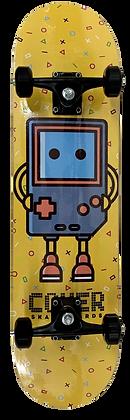 Patineta de Madera Cover Control Gameboy