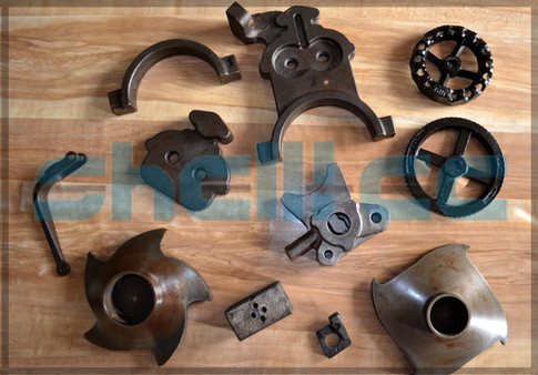 Cast Iron Components