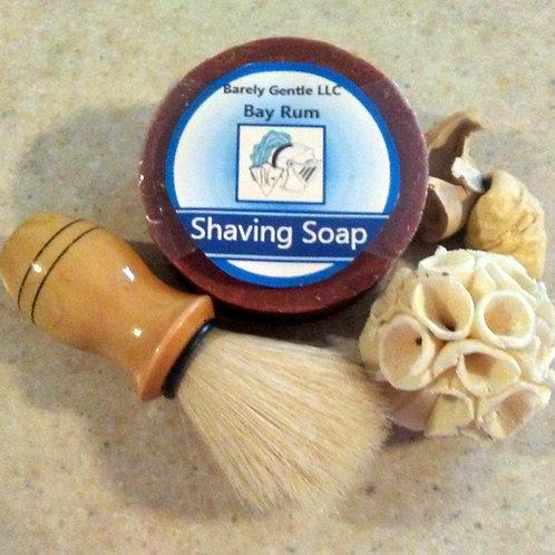 Bay Rum Handmade Cold Processed Shaving Soap